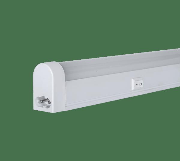 ΦΩΤΙΣΤΙΚΟ LED RAINBOW T5 5W 4000K 230V 320mm ΛΕΥΚΟ