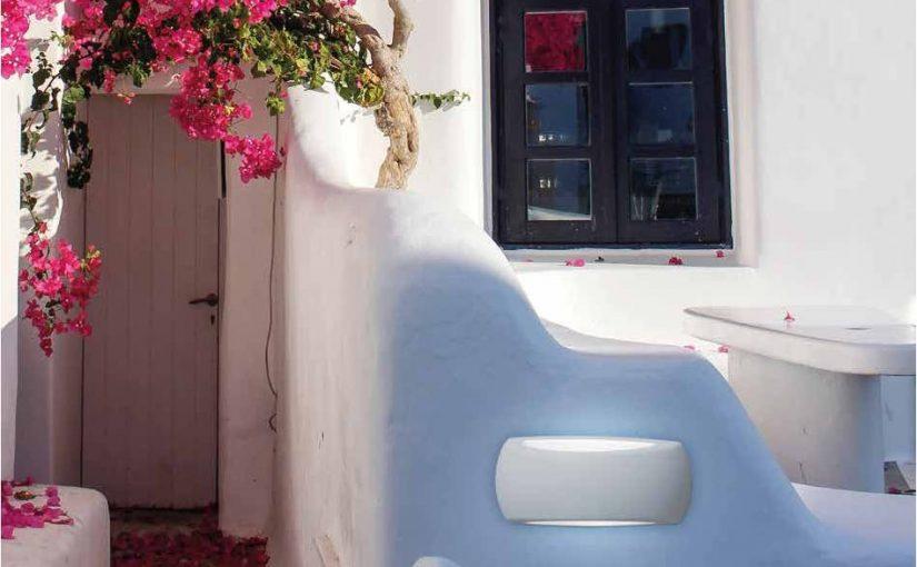 Φωτιστικό Εξωτερικού χώρου στεγανο FRANCY λευκο